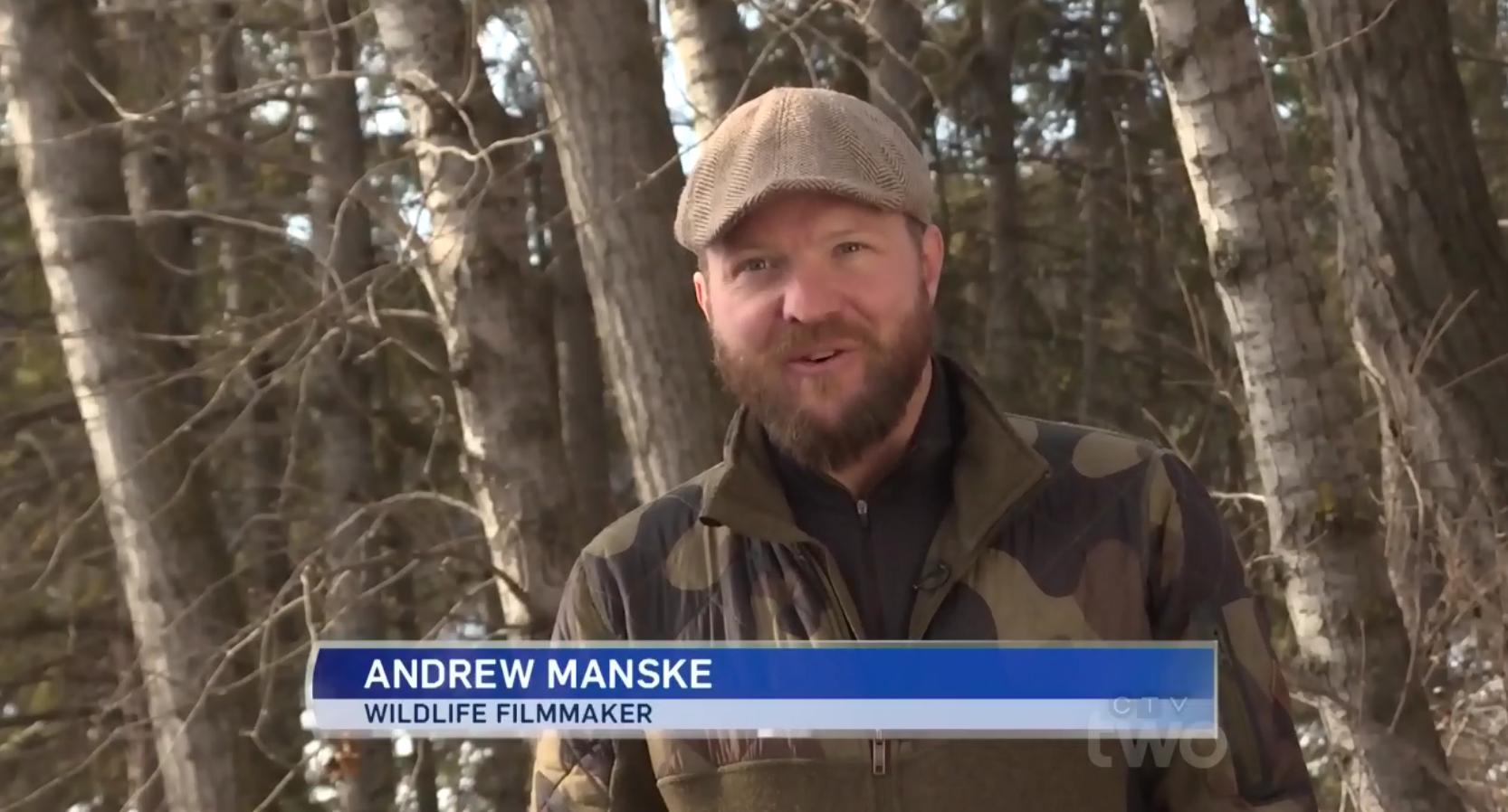 Manske on CTV - Alberta Primetime